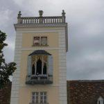 Die Pforte vom Kloster Heiligkreuz